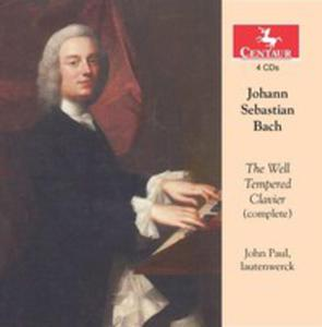Bach: The Well Tempered Clavier (Box) - 2840442057