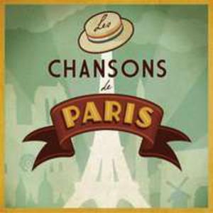 Les Chansons De Paris - 2839384399