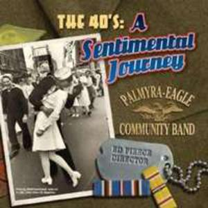 The 40's: A Sentimental Journey - 2839781208