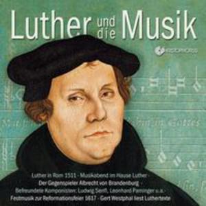 Luther: Luther Und Die Musik - 2840469590