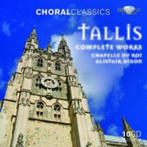 Choral Classics: Tallis: Complete Works - 2839279820