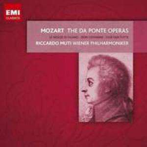 The Da Ponte Operas - Limited - 2839291490