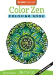 Color Zen Coloring Book - 2840243374
