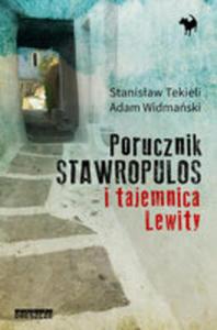 Porucznik Stawropulos I Tajemnica Lewity - 2840297732