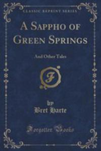 A Sappho Of Green Springs - 2860774112