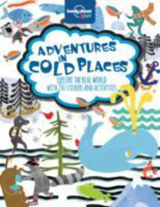 Adventures In Cold Places, Activities And Sticker Books - 2842824383