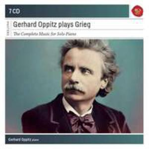 Gerhard Oppitz Plays Grie - 2846723473