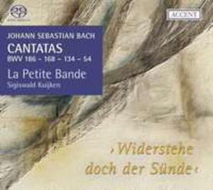 Cantatas Vol. 17 - Bwv 186 / 1 - 2839537432