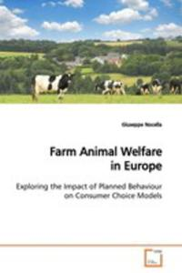 Farm Animal Welfare In Europe - 2860231457