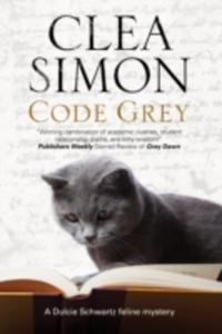 Code Grey: A Feline - Filled Academic Mystery - 2849512070