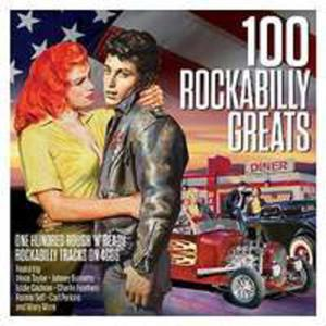 100 Rockabilly Greats - 2846957426