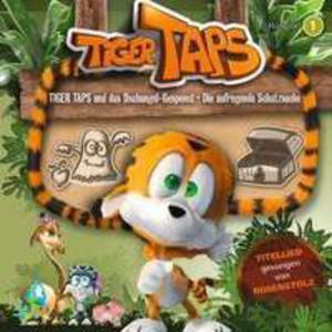 Tiger Taps 1 - Dschungel. . - 2839359406