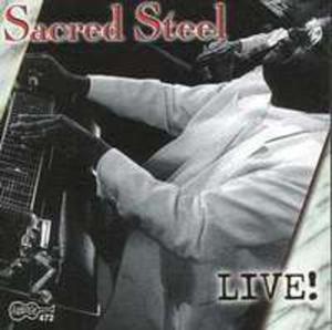 Sacred Steel Live / Różni Wykonawcy - 2839676524