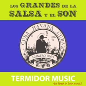 Los Grandes De La Salsa. . - 2839333121