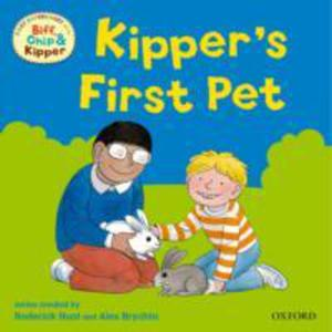 Oxford Reading Tree: Read With Biff, Chip & Kipper First Experiences Kipper's First Pet - 2870398091