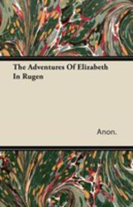 The Adventures Of Elizabeth In Rugen - 2855747933