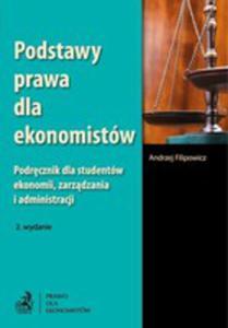 Podstawy Prawa Dla Ekonomistów - 2842385753