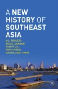 A New History Of Southeast Asia - 2849492632