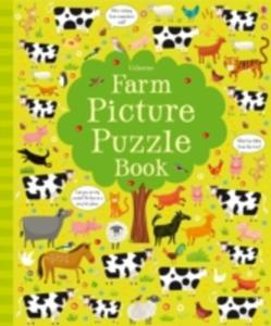 Farm Picture Puzzle Book - 2840261043