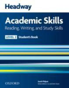 Headway Academic Skills: 2: Reading, Writing, And Study Skills Student's Book - 2845347495