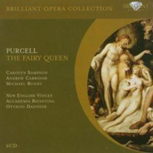 Brilliant Opera Collection: Purcell: The Fairy Queen - 2839284146