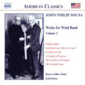 Sousa: Music For Wind Band Vo.3 - 2868658795