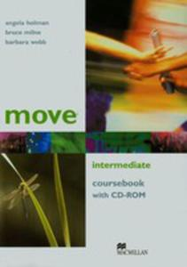 Move Intermediate Coursebook With Cd-rom - 2849481126