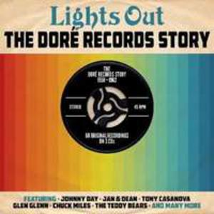 Lights Out / Dore Records. . - 2839828554