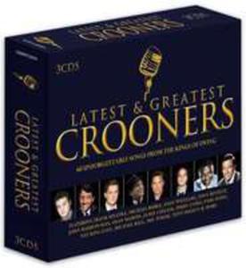 Latest & Greatest Crooner - 2839410461