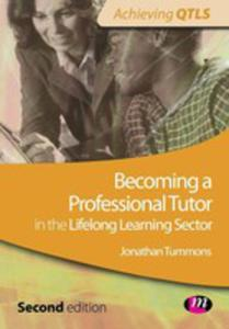 Becoming A Professional Tutor In The Lifelong Learning Sector - 2849916725