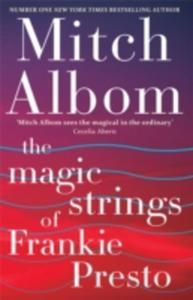 The Magic Strings Of Frankie Presto - 2840247997
