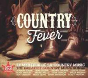 Country Fever / Various (Box) (Can) - 2840350047