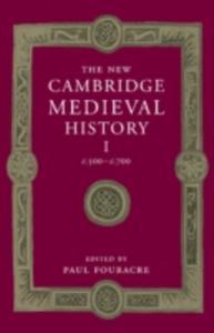 The New Cambridge Medieval History: Volume 1, C. 500 - C. 700 - 2849511200