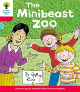 Oxford Reading Tree: Decode & Develop More A Level 4: Mini Zoo - 2847445746