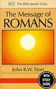 The Message Of Romans - 2840013251