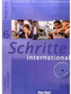 Schritte International 6, Neub. : : Kursbuch + Arbeitsbuch Mit Audio - Cd - 2839763425