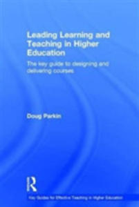 Leading Learning And Teaching In Higher Education - 2840426541