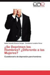 Se Deprimen Los Hombres? Diferente A Las Mujeres? - 2857188521