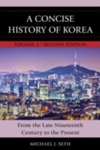 A Concise History Of Korea - 2860417476