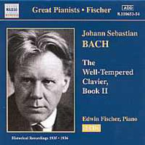 Bach, J.s.: The Well-tempered Clavier Book 2 - 2839192600