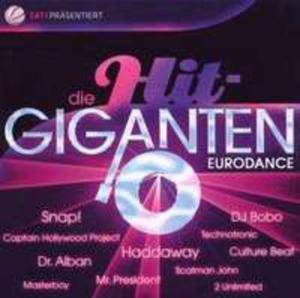 Hit Giganten - Eurodance - 2839401516