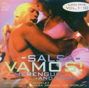 Vamos - Salsa Merengue. . . - 2839476695