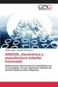 Andon, Electrónica Y Manufactura Esbelta Fusionada - 2853024696