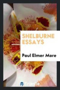 Shelburne Essays - 2861356721