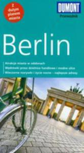 Berlin. Przewodnik Dumont Z Dużym Planem Miasta - 2839221298