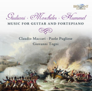 Giuliani: Music For Guitar And Piano - 2839275334