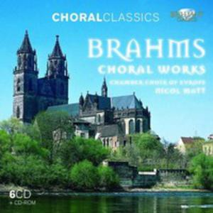 Choral Classics: Brahms: Choral Works - 2839279816