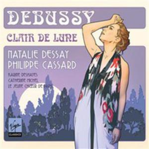 Debussy Clair De Lune (Songs & La Damoiselle Eleu) - Limited - 2839283886