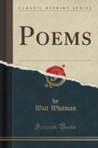 Poems (Classic Reprint) - 2853058930