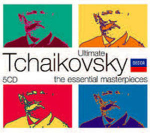 Ultimate Tchaikovsky - 2845960984